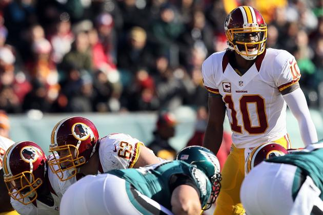 Michael Vick on Robert Griffin: He Reminds Me of Me