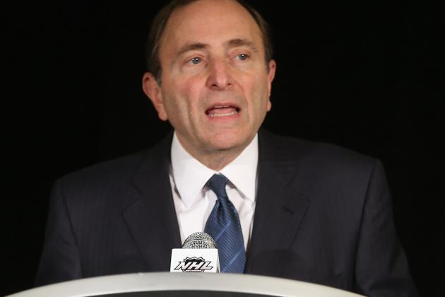 Gary Bettman: What Exactly Has He Done on His 20 Years on the Job?