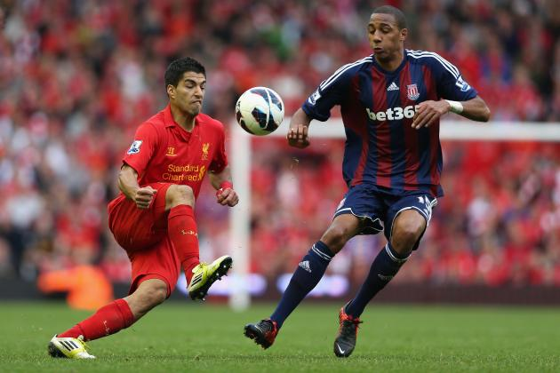 Stoke City vs. Liverpool: Date, Time, Live Stream, TV Info and Preview