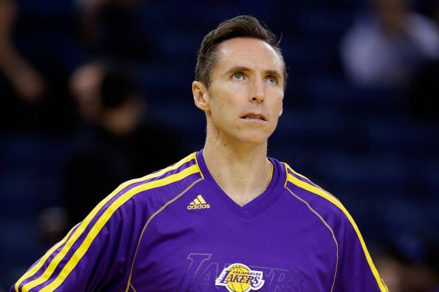 Steve Nash's Return Will Solve Some Problems, Just Not the Big Ones
