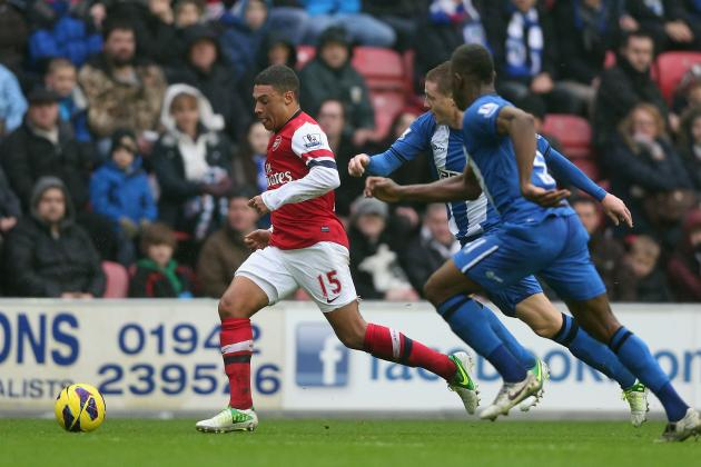 Arsenal: Why Alex Oxlade-Chamberlain Should Start Every Game for the Gunners