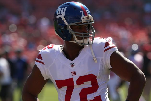 Osi Umenyiora: 'High Probability' Sunday Will Be Last Game with Giants