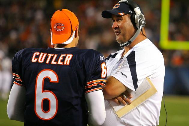 Jay Cutler Wants to Avoid Coordinator Shuffle