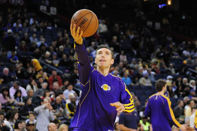 Steve Nash's Return Will Prove He's True Los Angeles Lakers MVP