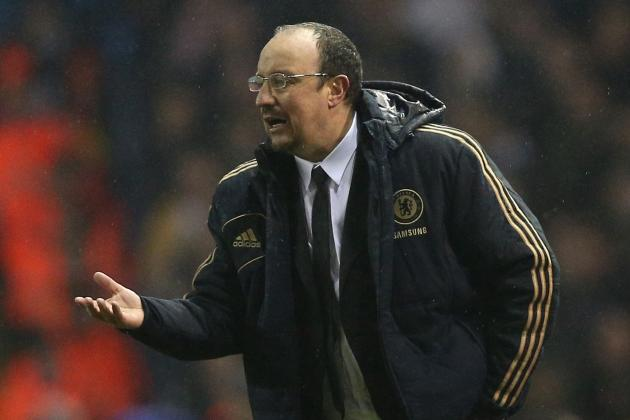 Title Still a Possibility for Benitez, Chelsea