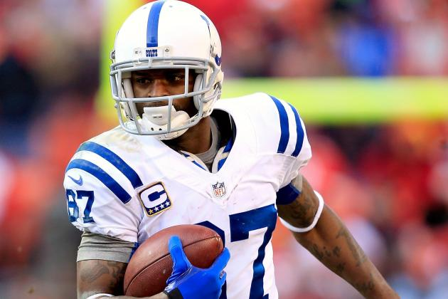 Reggie Wayne Says Colts Need to Play Finale to Win: 'We're Too Young to Rest'