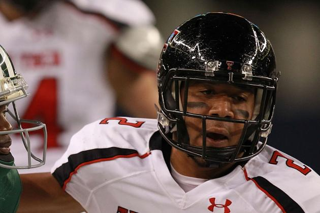 Texas Tech Suspends 3 for Bowl Game vs. Minnesota