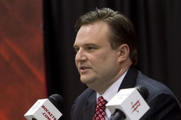 Daryl Morey Shares Hilarious Fan Mail with Twitter