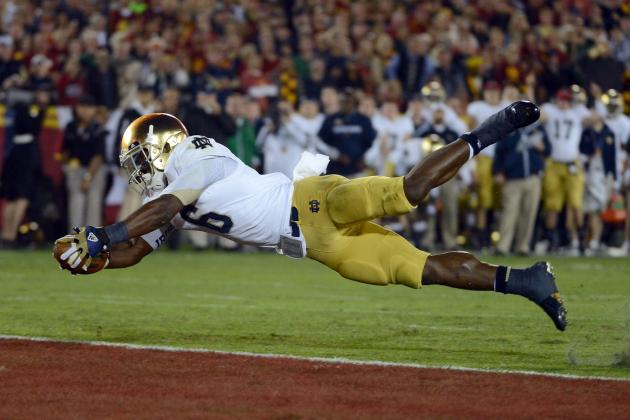 Notre Dame Football: Red-Zone Musts for the BCS Championship