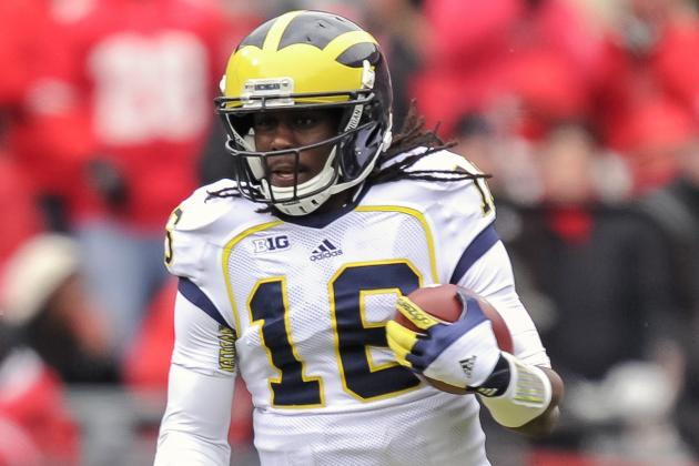 Could Michigan's Robinson Play Corner in NFL?