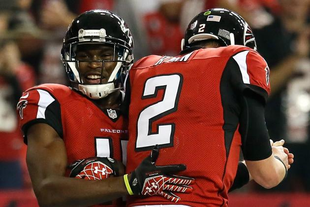 Falcons Vow to End Playoff Flops