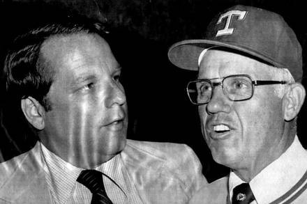 Former Texas Rangers Owner Corbett Dies at 75
