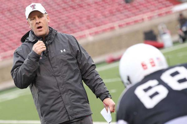 Report: Cal to Hire Texas Tech Assistant to Coach Offensive Line
