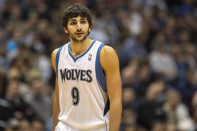 Minnesota T'wolves Need Ricky Rubio to Step It Up for Successful Playoff Push
