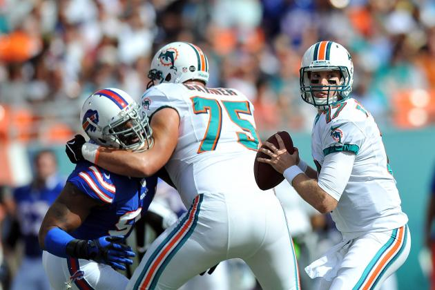 Growth Pattern Paying Benefits for Dolphins' Tannehill