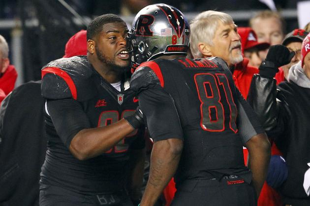 Nova Hopes Long Rest Helps Scarlet Knights in Russell Athletic Bowl