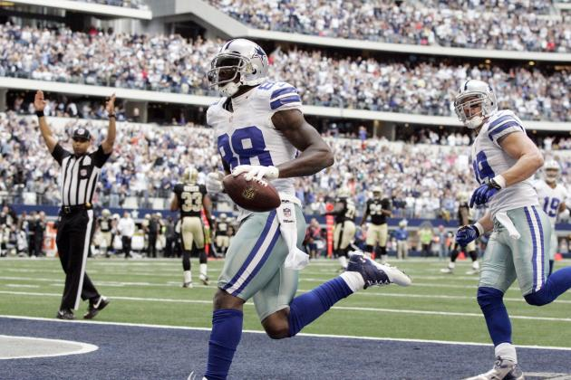 Dez Bryant's Performance Is off the Charts