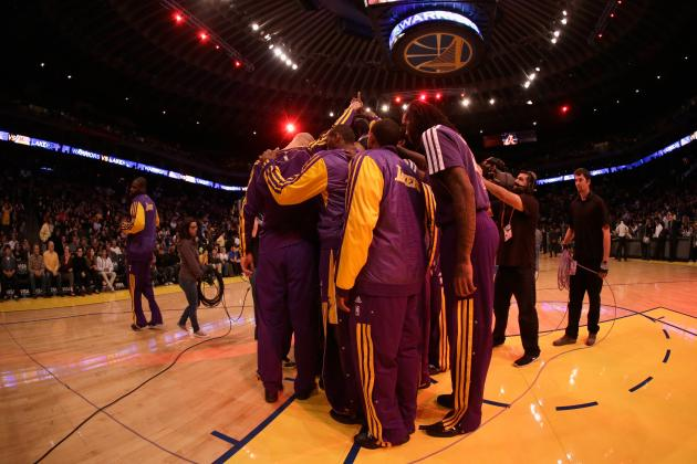 Lakers Looking for a Little Christmas Day Magic