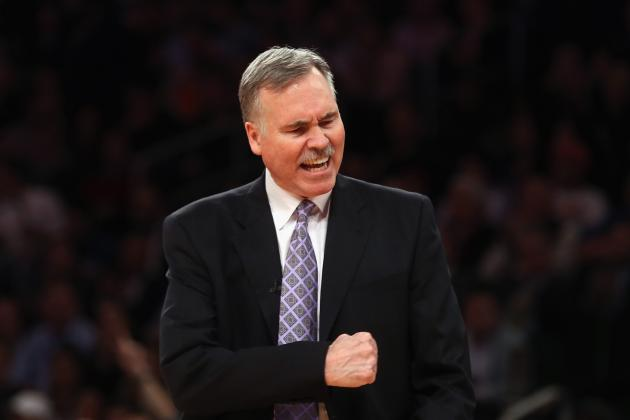 Mike D'Antoni, Not Pau Gasol Is LA Lakers' Biggest Problem