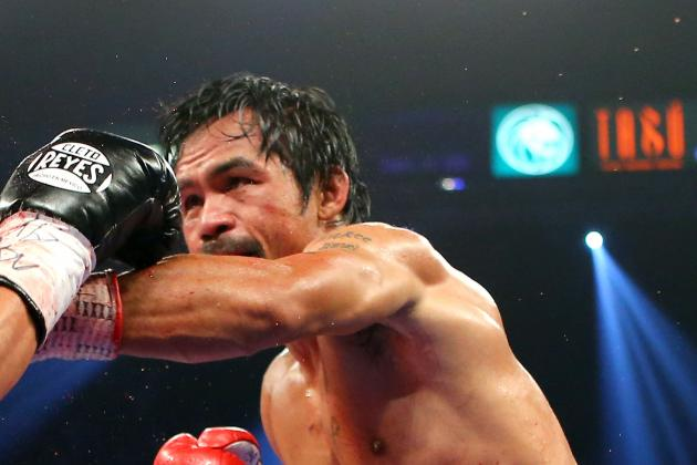 Manny Pacquiao: Predicting Who Pac-Man Will Fight Next