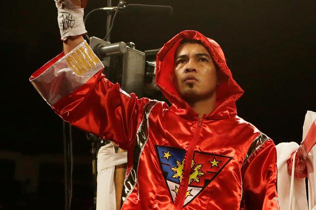 Boxer of the Year: Nonito Donaire