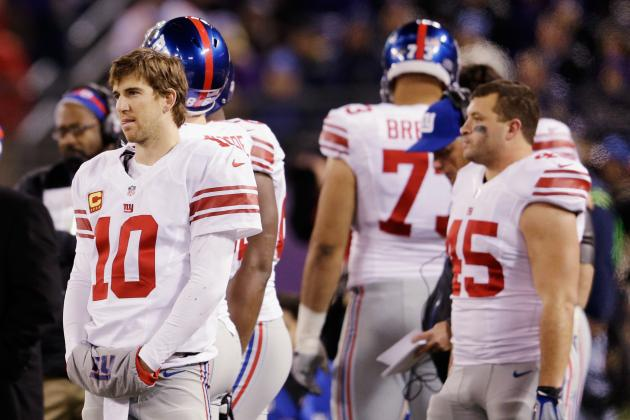 Manning Has Faith Giants Can Clinch Playoff Berth in Regular Season Finale
