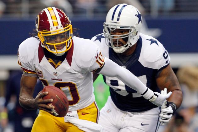 Cowboys vs. Redskins: TV Schedule, Live Stream, Spread Info, Game Time and More