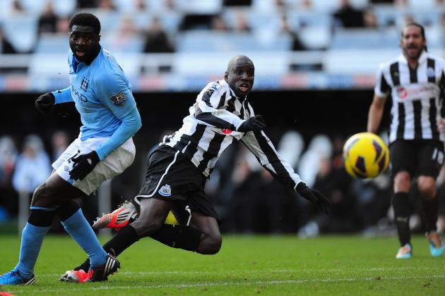 Chelsea Transfer Rumors: The Blues Would Be Smart to Pursue Striker Demba Ba