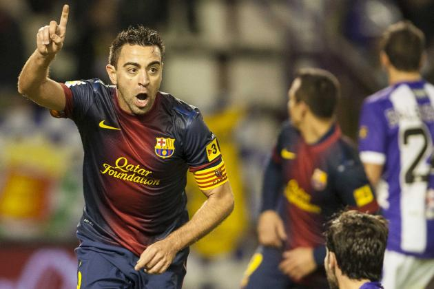 Xavi Hernandez: Why He's Still Barcelona's Second Most Important Player