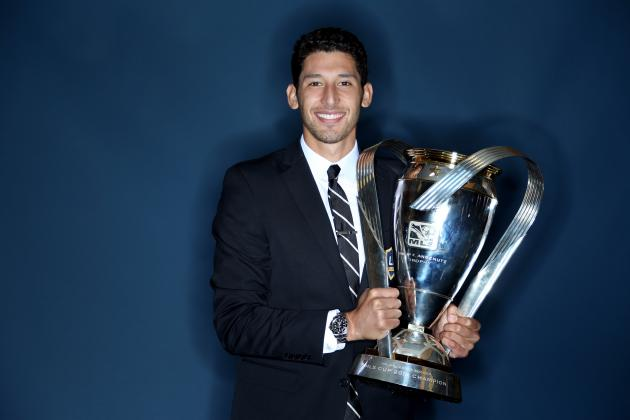 MLS: Why Omar Gonzalez Was the Defining MLS Player of 2012