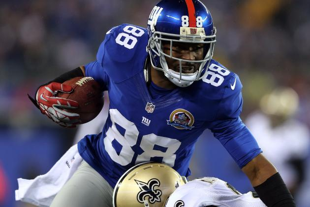 Eli Manning Admits Lack of Practice Reps with Injured Hakeem Nicks