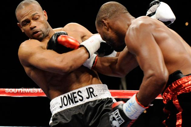 Roy Jones Jr. Ring Return in Play for March 2 in Memphis