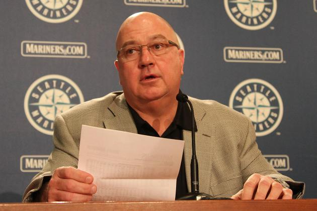 Zduriencik Still Stirring Offseason Cauldron for Mariners