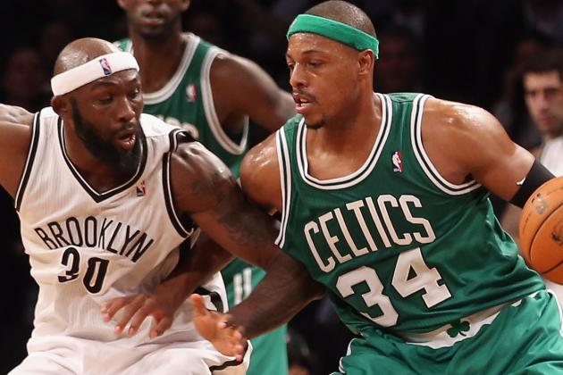 NBA Gamecast: Celtics vs. Nets