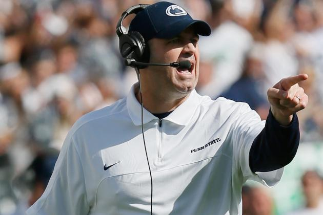O'Brien, Penn State Optimistic Entering Offseason