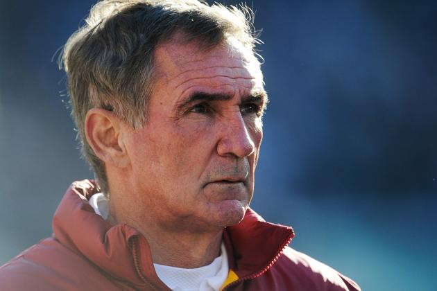 Mike Shanahan: Redskins unfazed by flexing of Sunday's game against Dallas