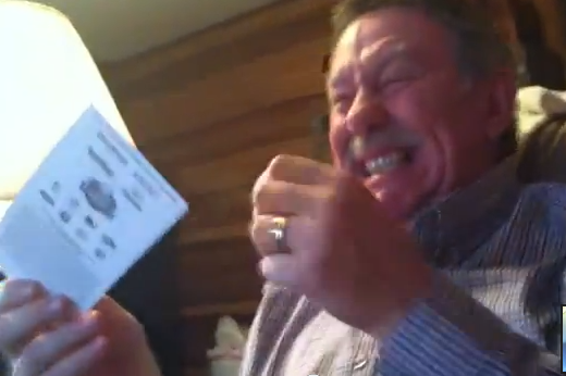 'Bama Dad Gets BCS Tix, Breaks Down