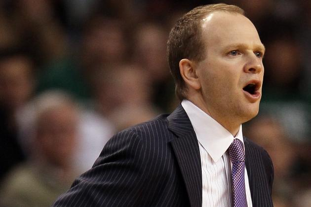 Lawrence Frank Faces Balance of Rest, Work for NBA's Busiest Team