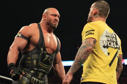 WWE Rumors: CM Punk vs. Ryback Would Be Best Left off the Table