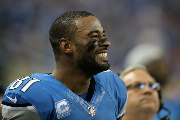 Using Advanced Stats, Lions' Calvin Johnson Was Better in 2011 Than 2012