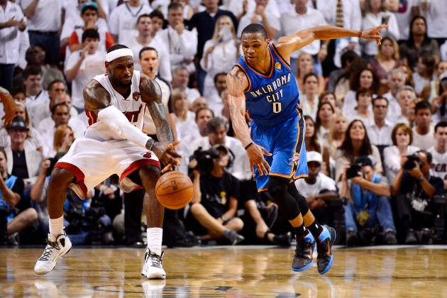 OKC Thunder vs. Miami Heat: Live Score, Results and Game Highlights