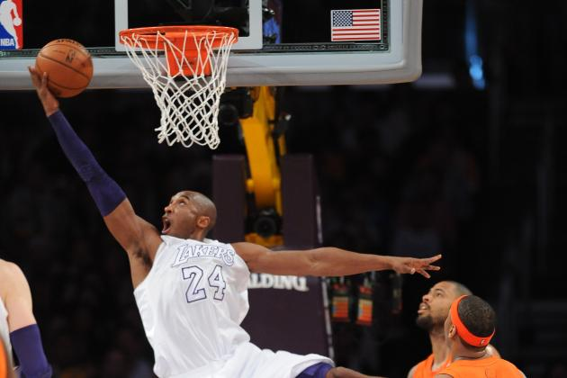 New York Knicks vs. Los Angeles Lakers: Live Analysis, Score Updates, Highlights