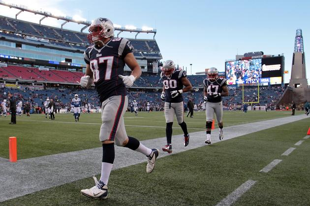 New England Patriots: How Will Rob Gronkowski's Return Change Patriots Offense?