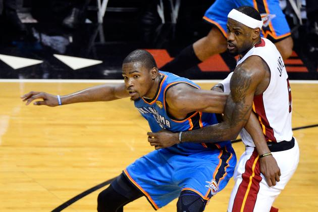 Who Has the Better Supporting Cast, LeBron James or Kevin Durant?