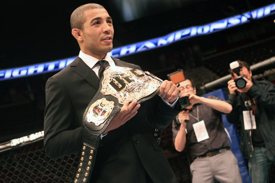 UFC News: Jose Aldo Wants to Fight for Lightweight and Bantamweight Titles