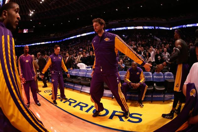 Pau Gasol Is Officially the NBA's Most Underappreciated Star