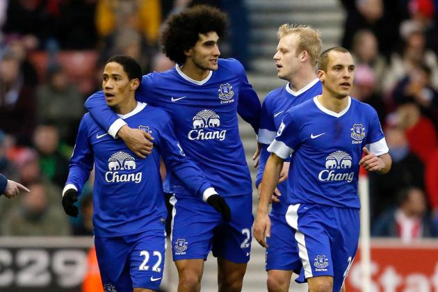 Everton vs. Wigan: Live Stream Info for EPL Clash