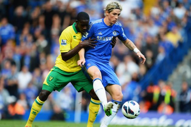 Norwich vs. Chelsea: Live Stream Info for EPL Match