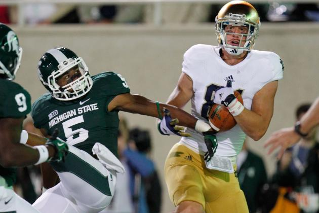 Michigan State Cornerback Johnny Adams Limited in Tuesday Practice