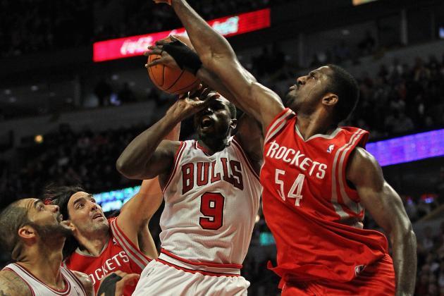 Rockets Assign Terrence Jones to D-League